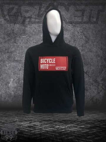 BICYCLE MOTO CROSS Hoodie