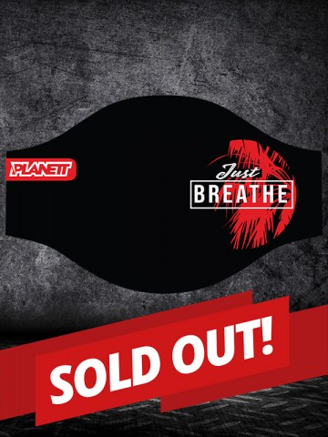 Planett Facemask JUST BREATHE-sold out