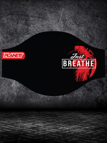 Planett Facemask Just Breathe