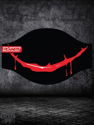 Planett Facemask SMILE-1