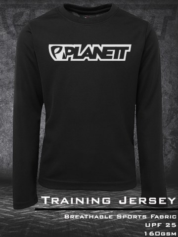 Training-Jersey-Black